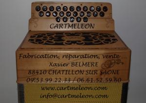 Logo de Xavier BELMERE CARTMELEON